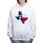 Forever Texas Women's Hooded Sweatshirt