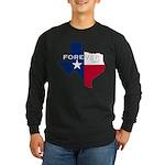 Forever Texas Dark Long Sleeve T-Shirt