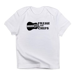 Fresh Oil And Chips Infant T-Shirt