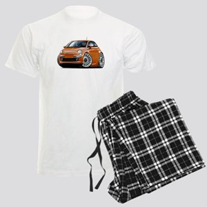Fiat 500 Copper Car Pajamas