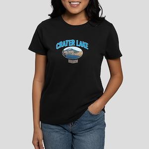 Crater Lake National Park Women's Dark T-Shirt