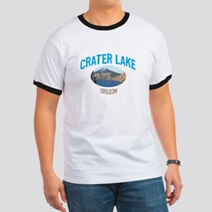 Crater Lake National Park Ringer T