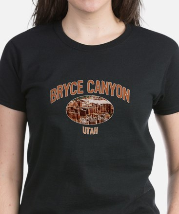 Bryce Canyon National Park Women's Dark T-Shirt