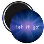 Let it go Magnet