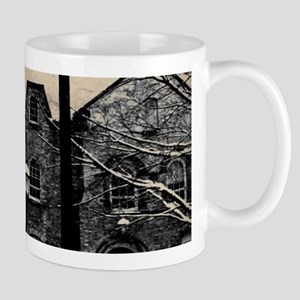 vintage church street light Mugs
