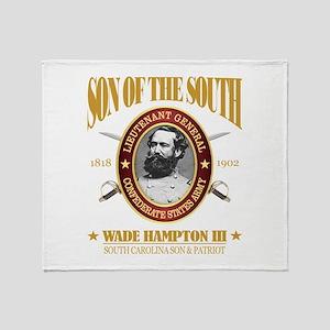 Wade Hampton (SOTS2) Throw Blanket