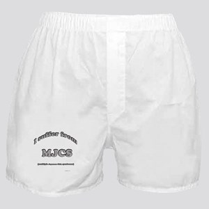 Chin Syndrome Boxer Shorts