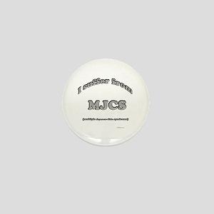 Chin Syndrome Mini Button