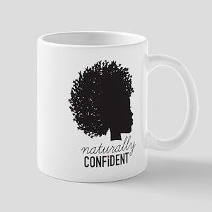 Naturally confident Mugs