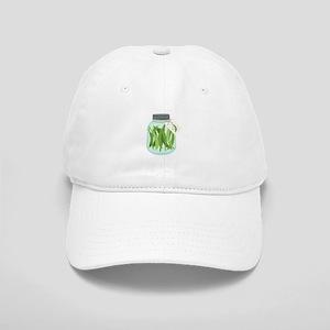 Pickled Green Beans Baseball Cap