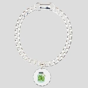 Pickled Green Beans Bracelet