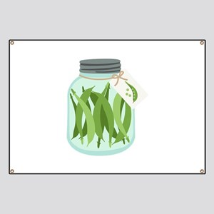 Pickled Green Beans Banner