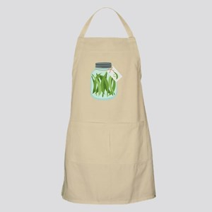 Pickled Green Beans Apron