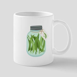 Pickled Green Beans Mugs