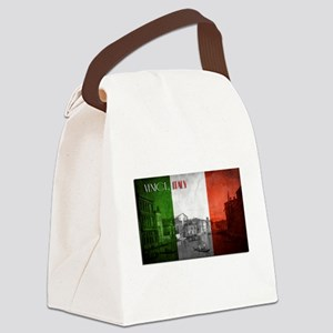 Venice Italy Canaletto Canvas Lunch Bag