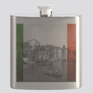 Venice Italy Canaletto Flask