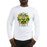 Cabrales Family Crest Long Sleeve T-Shirt