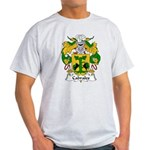 Cabrales Family Crest Light T-Shirt