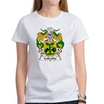 Cabrales Family Crest Women's T-Shirt