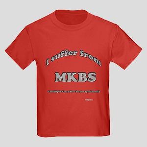 Kerry Syndrome Kids Dark T-Shirt