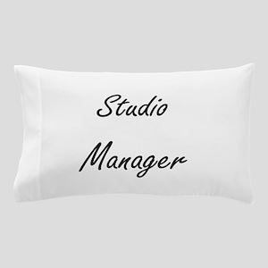 Studio Manager Artistic Job Design Pillow Case