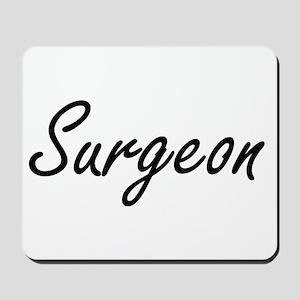 Surgeon Artistic Job Design Mousepad