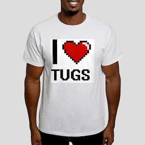 I love Tugs digital design T-Shirt