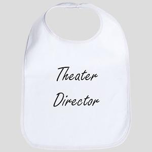 Theater Director Artistic Job Design Bib