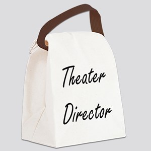 Theater Director Artistic Job Des Canvas Lunch Bag