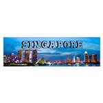 Singapore Sticker (Bumper 10 pk)