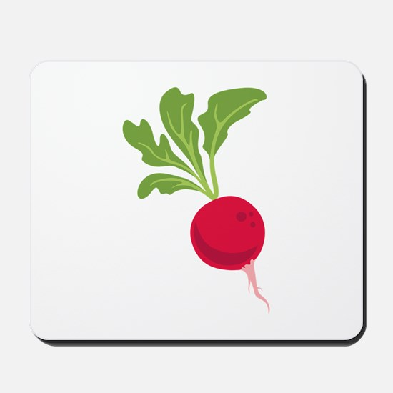 Radish Mousepad