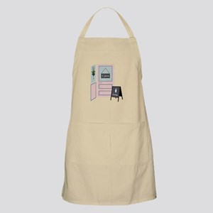 Boutique Door Apron