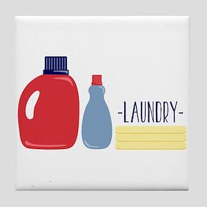 Laundry Tile Coaster