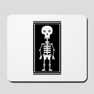 Skeleton Mousepad