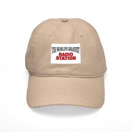 """The World's Greatest Radio Station"" Cap"