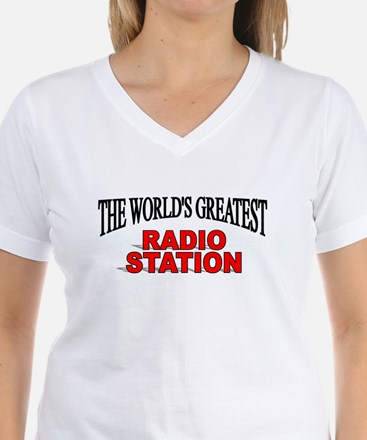 """The World's Greatest Radio Station"" Shirt"