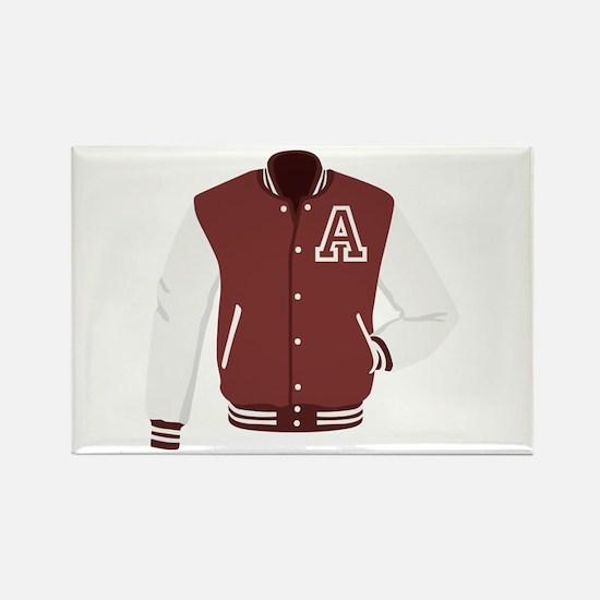 Varsity Jacket Magnets