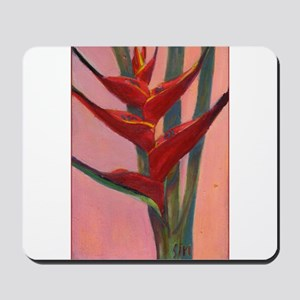 Hawaiian Ginger Flower Mousepad