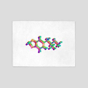MDMA 5'x7'Area Rug
