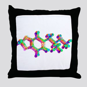 MDMA Throw Pillow