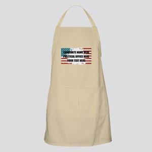 Personalized USA President Apron