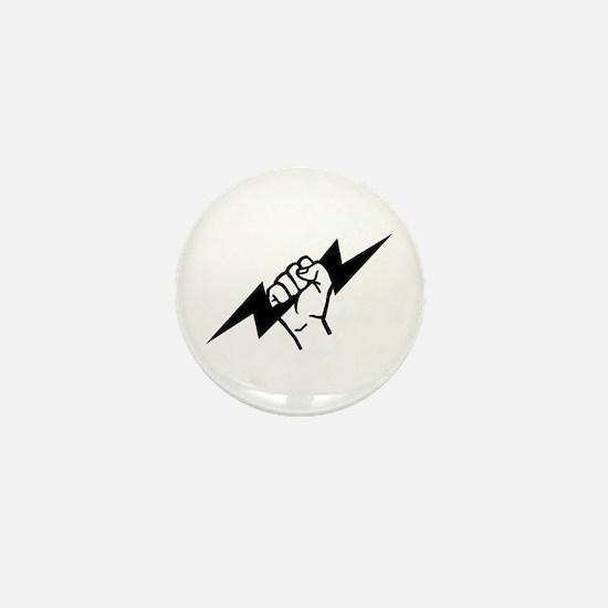 Flash Electrician Mini Button