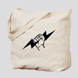 Flash Electrician Tote Bag