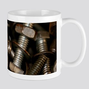 Nut Bolts and Washers Mug
