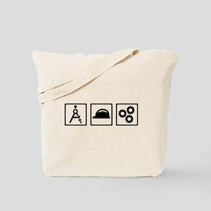 Engineer Architect set Tote Bag