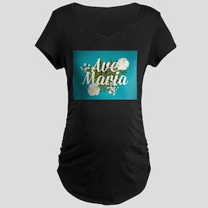 Ave Maria Maternity T-Shirt