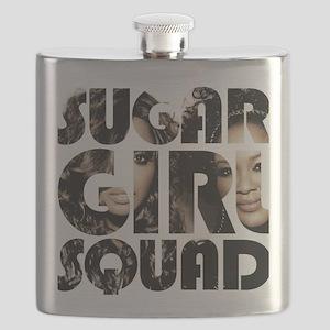 Girl Squad Gear Flask