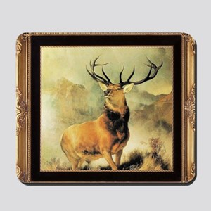 Monarch of the Glen Mousepad