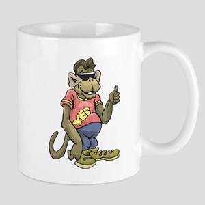 Cool Dude Monkey Mug