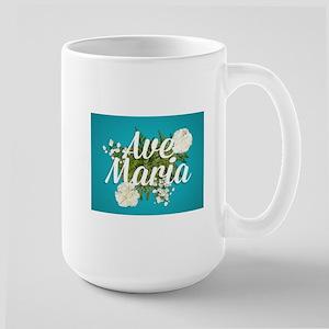Ave Maria Mugs